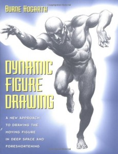 Burne Hogarth - Dynamic Figure Drawing