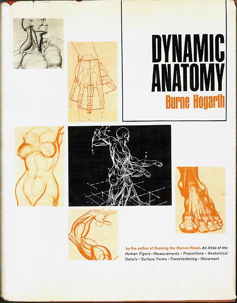 Burne hogarth dynamic anatomy