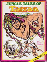 Burne Hogarth - Jungle Tales of Tarzan